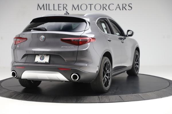 New 2019 Alfa Romeo Stelvio Ti Q4 for sale Sold at Bentley Greenwich in Greenwich CT 06830 7