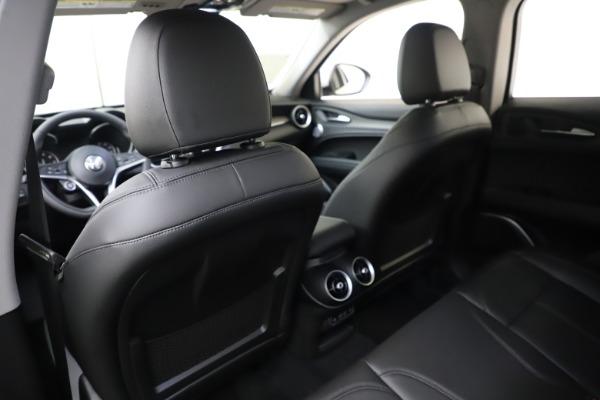 New 2019 Alfa Romeo Stelvio Ti Q4 for sale Sold at Bentley Greenwich in Greenwich CT 06830 20