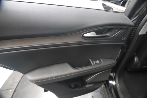 New 2019 Alfa Romeo Stelvio Ti Q4 for sale Sold at Bentley Greenwich in Greenwich CT 06830 21