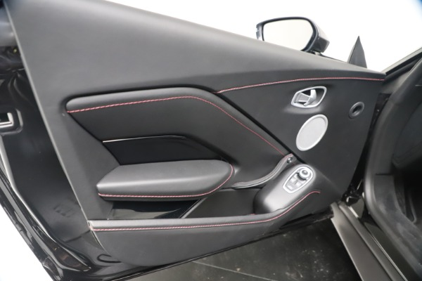 Used 2020 Aston Martin Vantage Coupe for sale Sold at Bentley Greenwich in Greenwich CT 06830 16
