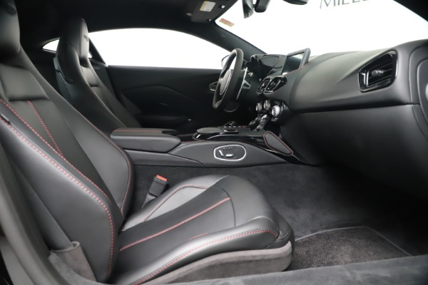 Used 2020 Aston Martin Vantage Coupe for sale Sold at Bentley Greenwich in Greenwich CT 06830 18
