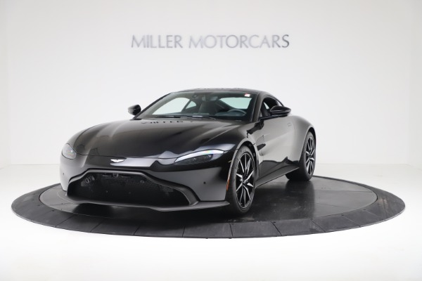 Used 2020 Aston Martin Vantage Coupe for sale Sold at Bentley Greenwich in Greenwich CT 06830 2
