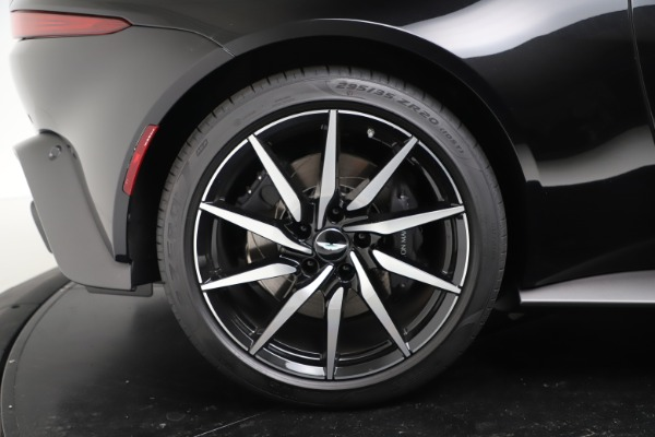 Used 2020 Aston Martin Vantage Coupe for sale Sold at Bentley Greenwich in Greenwich CT 06830 20