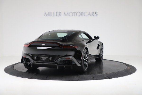 Used 2020 Aston Martin Vantage Coupe for sale Sold at Bentley Greenwich in Greenwich CT 06830 7