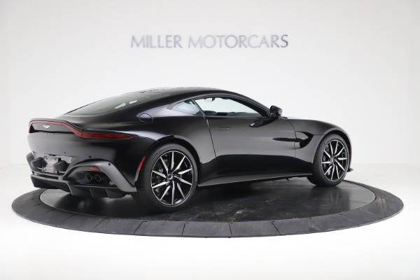 Used 2020 Aston Martin Vantage Coupe for sale Sold at Bentley Greenwich in Greenwich CT 06830 8