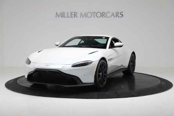 New 2020 Aston Martin Vantage Coupe for sale Sold at Bentley Greenwich in Greenwich CT 06830 12
