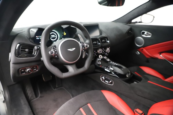 New 2020 Aston Martin Vantage Coupe for sale Sold at Bentley Greenwich in Greenwich CT 06830 13