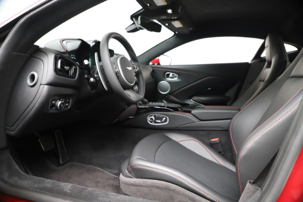 New 2020 Aston Martin Vantage Coupe for sale Sold at Bentley Greenwich in Greenwich CT 06830 14