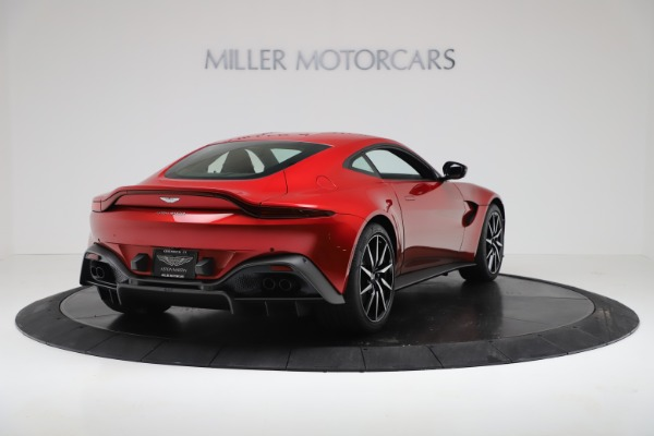New 2020 Aston Martin Vantage Coupe for sale Sold at Bentley Greenwich in Greenwich CT 06830 7