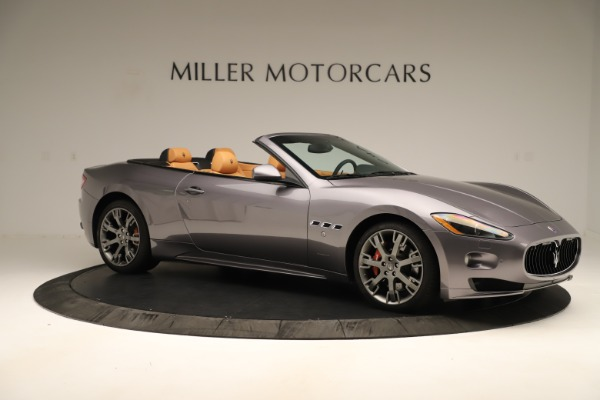 Used 2012 Maserati GranTurismo Sport for sale Sold at Bentley Greenwich in Greenwich CT 06830 10