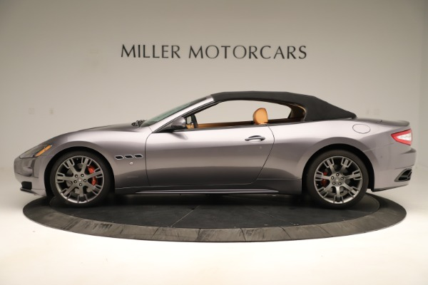 Used 2012 Maserati GranTurismo Sport for sale Sold at Bentley Greenwich in Greenwich CT 06830 14