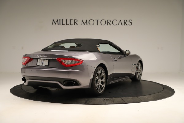 Used 2012 Maserati GranTurismo Sport for sale Sold at Bentley Greenwich in Greenwich CT 06830 16
