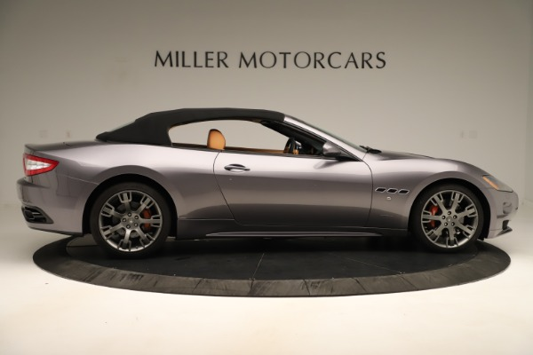 Used 2012 Maserati GranTurismo Sport for sale Sold at Bentley Greenwich in Greenwich CT 06830 17