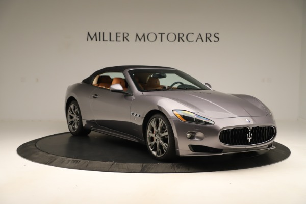 Used 2012 Maserati GranTurismo Sport for sale Sold at Bentley Greenwich in Greenwich CT 06830 18
