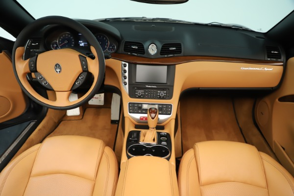 Used 2012 Maserati GranTurismo Sport for sale Sold at Bentley Greenwich in Greenwich CT 06830 22