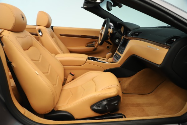 Used 2012 Maserati GranTurismo Sport for sale Sold at Bentley Greenwich in Greenwich CT 06830 27
