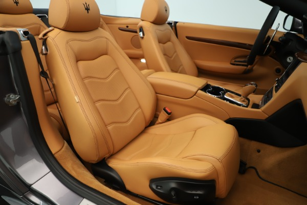 Used 2012 Maserati GranTurismo Sport for sale Sold at Bentley Greenwich in Greenwich CT 06830 28