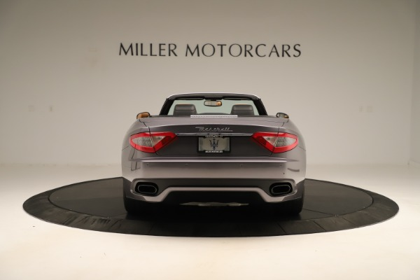 Used 2012 Maserati GranTurismo Sport for sale Sold at Bentley Greenwich in Greenwich CT 06830 6