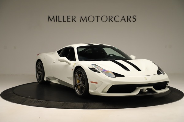 Used 2014 Ferrari 458 Speciale for sale $359,900 at Bentley Greenwich in Greenwich CT 06830 11