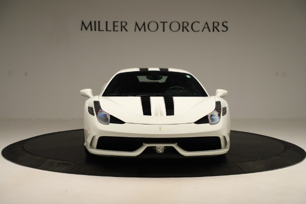 Used 2014 Ferrari 458 Speciale for sale $359,900 at Bentley Greenwich in Greenwich CT 06830 12