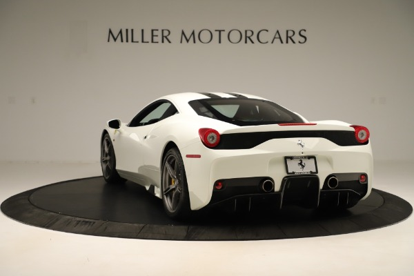 Used 2014 Ferrari 458 Speciale for sale $359,900 at Bentley Greenwich in Greenwich CT 06830 5