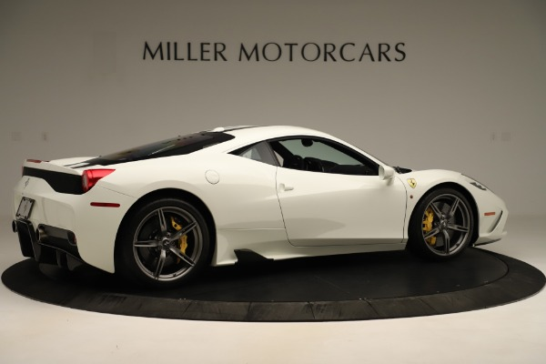 Used 2014 Ferrari 458 Speciale for sale $359,900 at Bentley Greenwich in Greenwich CT 06830 8