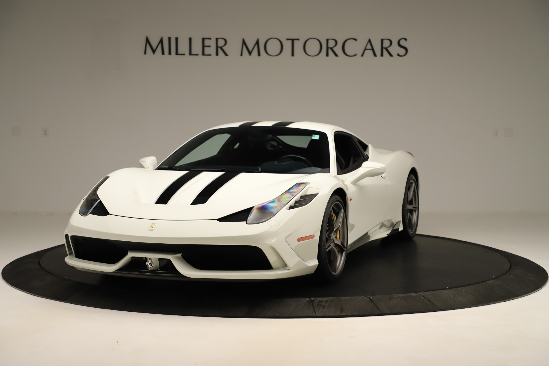 Used 2014 Ferrari 458 Speciale for sale $359,900 at Bentley Greenwich in Greenwich CT 06830 1