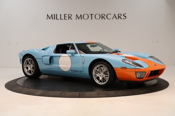 Used 2006 Ford GT for sale Sold at Bentley Greenwich in Greenwich CT 06830 10
