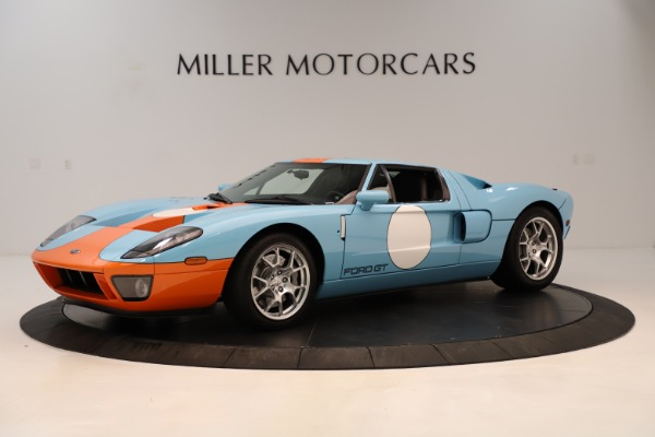 Used 2006 Ford GT for sale Sold at Bentley Greenwich in Greenwich CT 06830 2