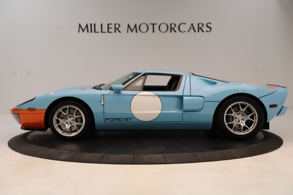 Used 2006 Ford GT for sale Sold at Bentley Greenwich in Greenwich CT 06830 3