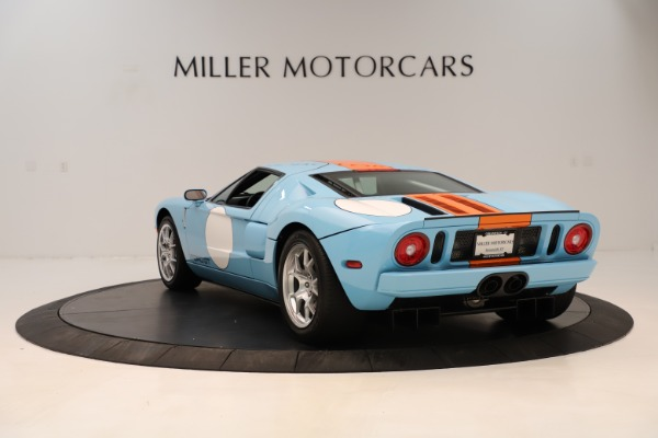 Used 2006 Ford GT for sale Sold at Bentley Greenwich in Greenwich CT 06830 5