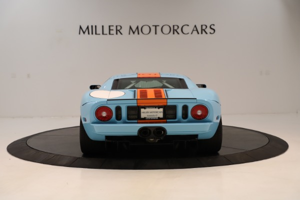 Used 2006 Ford GT for sale Sold at Bentley Greenwich in Greenwich CT 06830 6