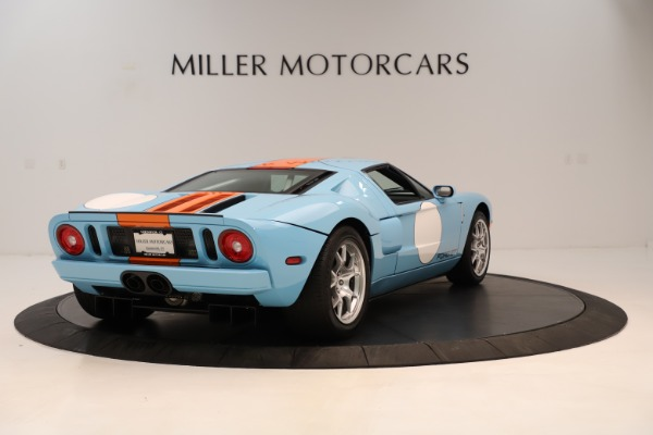 Used 2006 Ford GT for sale Sold at Bentley Greenwich in Greenwich CT 06830 7