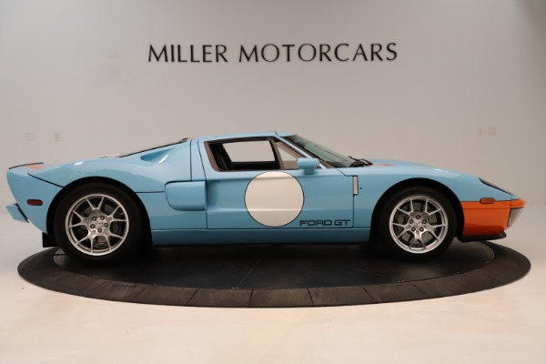 Used 2006 Ford GT for sale Sold at Bentley Greenwich in Greenwich CT 06830 9