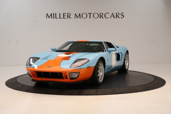 Used 2006 Ford GT for sale Sold at Bentley Greenwich in Greenwich CT 06830 1