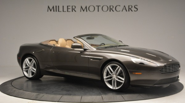 Used 2012 Aston Martin Virage Convertible for sale Sold at Bentley Greenwich in Greenwich CT 06830 10