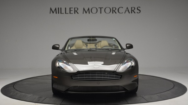 Used 2012 Aston Martin Virage Convertible for sale Sold at Bentley Greenwich in Greenwich CT 06830 12