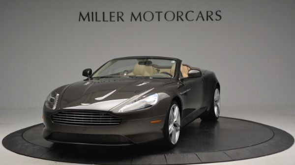 Used 2012 Aston Martin Virage Convertible for sale Sold at Bentley Greenwich in Greenwich CT 06830 13