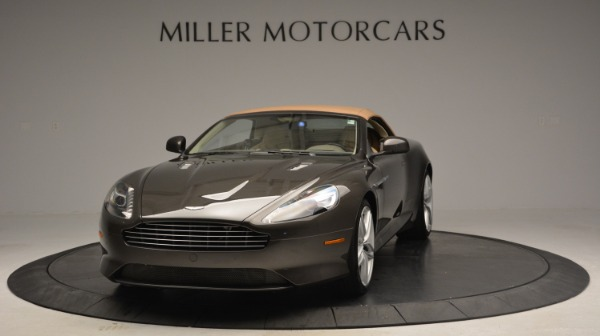 Used 2012 Aston Martin Virage Convertible for sale Sold at Bentley Greenwich in Greenwich CT 06830 14