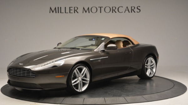 Used 2012 Aston Martin Virage Convertible for sale Sold at Bentley Greenwich in Greenwich CT 06830 15