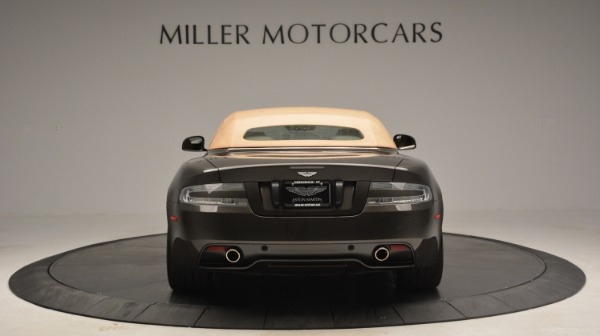 Used 2012 Aston Martin Virage Convertible for sale Sold at Bentley Greenwich in Greenwich CT 06830 17