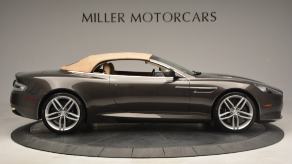 Used 2012 Aston Martin Virage Convertible for sale Sold at Bentley Greenwich in Greenwich CT 06830 18