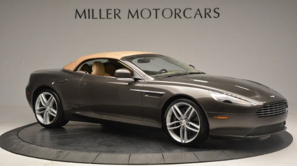 Used 2012 Aston Martin Virage Convertible for sale Sold at Bentley Greenwich in Greenwich CT 06830 19