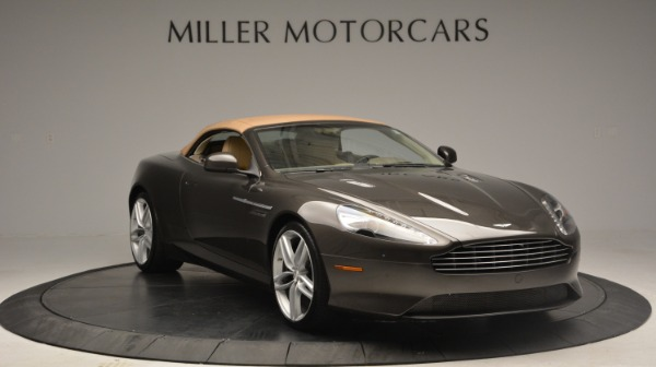 Used 2012 Aston Martin Virage Convertible for sale Sold at Bentley Greenwich in Greenwich CT 06830 20