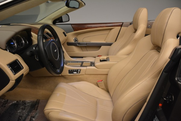 Used 2012 Aston Martin Virage Convertible for sale Sold at Bentley Greenwich in Greenwich CT 06830 21