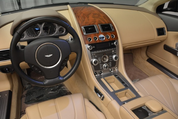 Used 2012 Aston Martin Virage Convertible for sale Sold at Bentley Greenwich in Greenwich CT 06830 22