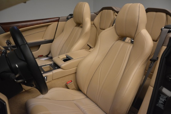 Used 2012 Aston Martin Virage Convertible for sale Sold at Bentley Greenwich in Greenwich CT 06830 23