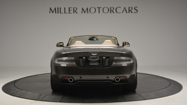 Used 2012 Aston Martin Virage Convertible for sale Sold at Bentley Greenwich in Greenwich CT 06830 6