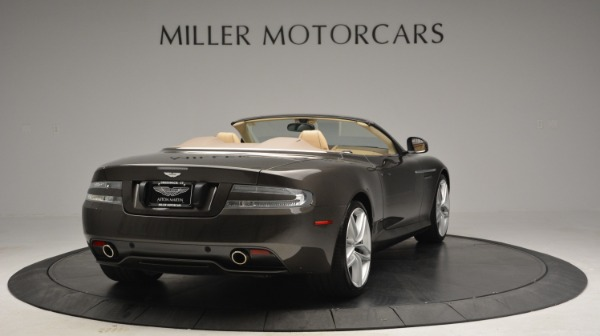 Used 2012 Aston Martin Virage Convertible for sale Sold at Bentley Greenwich in Greenwich CT 06830 7