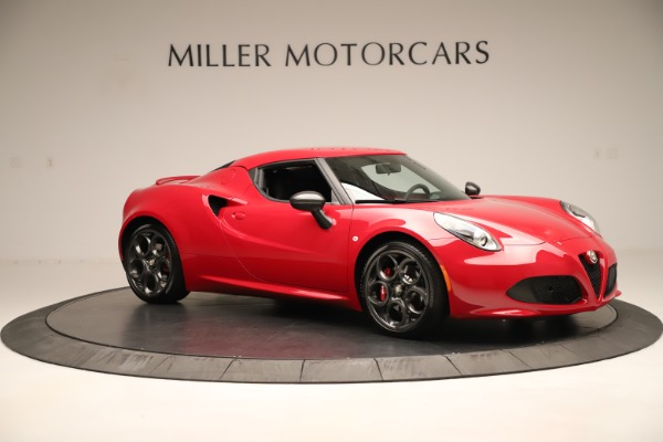 Used 2015 Alfa Romeo 4C for sale Sold at Bentley Greenwich in Greenwich CT 06830 10